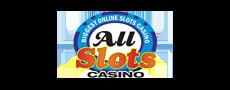 all slots online casino logo
