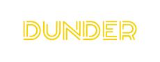 dunder online casino logo