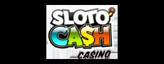 sloto cash online casino logo